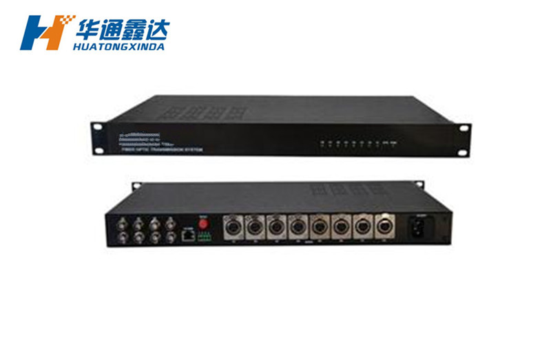 AES/EBU数字音频光端机