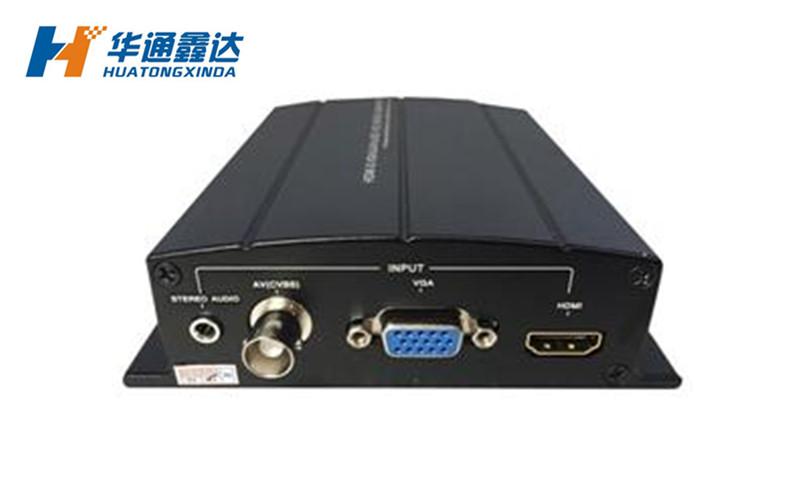 AV,VGA,HDMI转SDI转换器