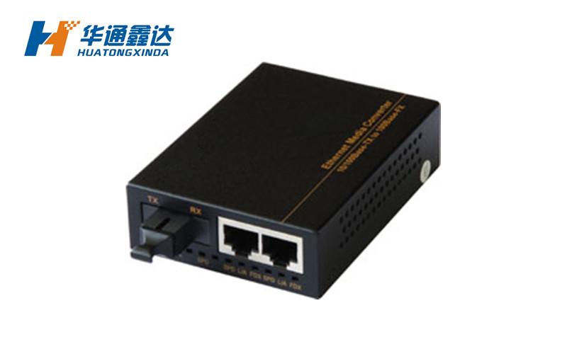 10/100/1000M光纤收发器