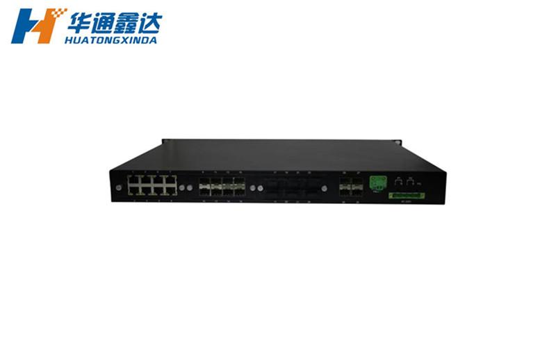 8光16电非网管工业以太网交换机