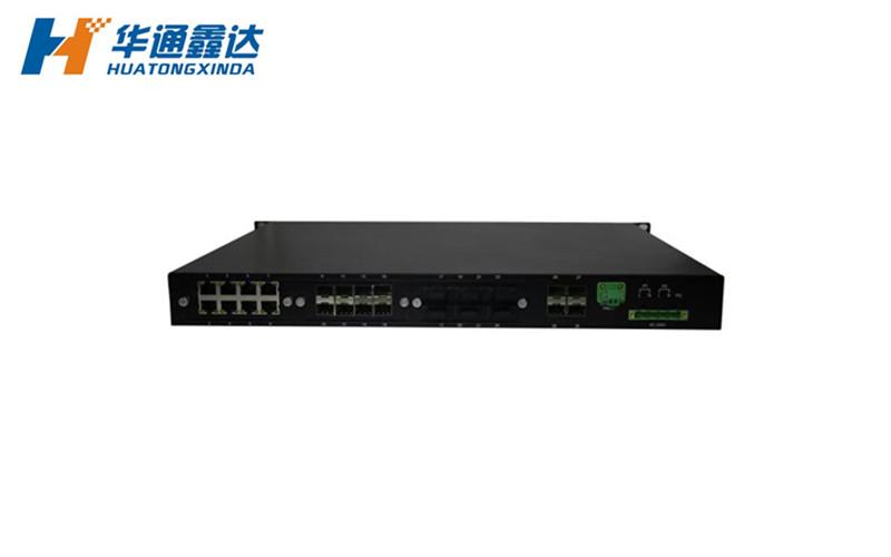 4光16电口网管型工业以太网交换机