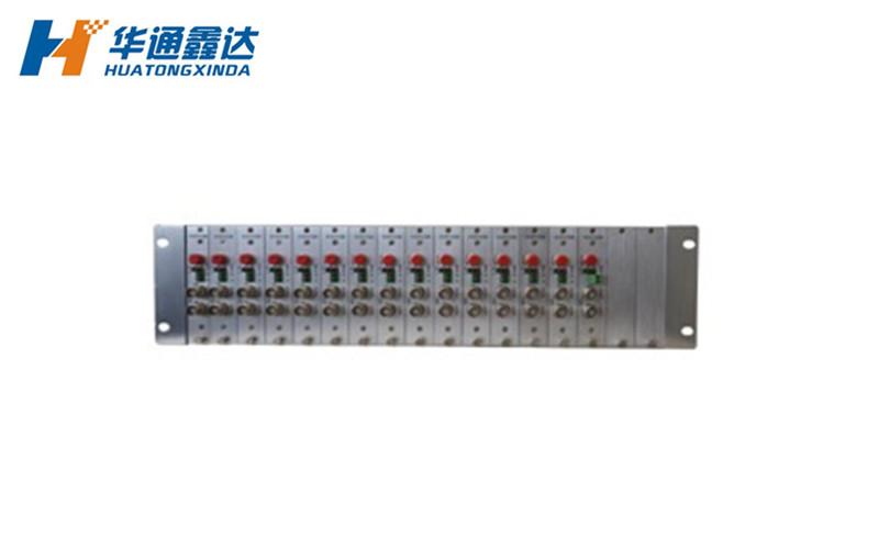 HD-SDI+RS232/485高清光端机