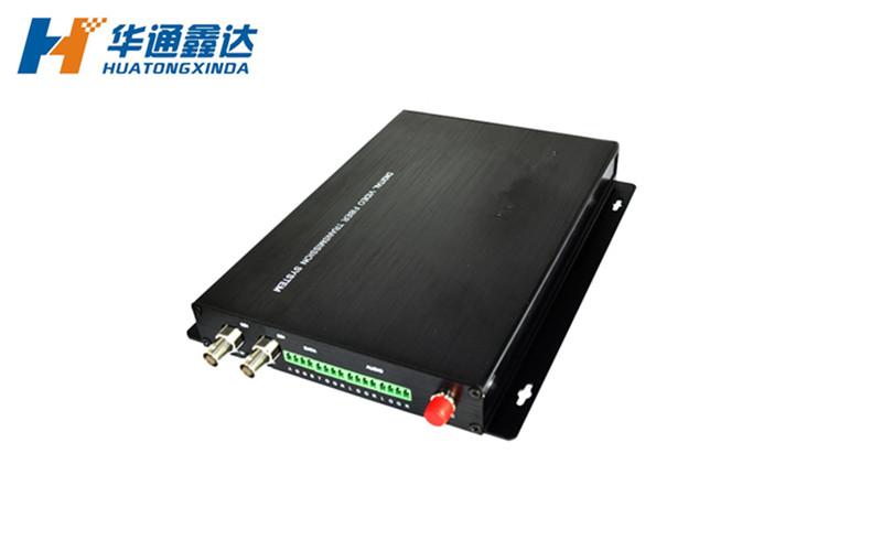 3G-SDI+数据+音频光端机