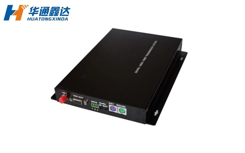 VGA光端机+音频数据+PS2/USB光端机