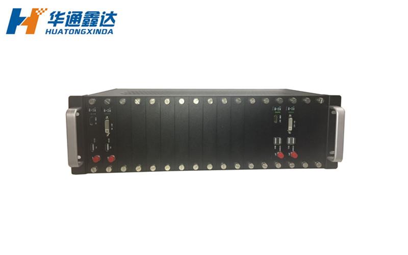 4K HDMI光端机3U机箱