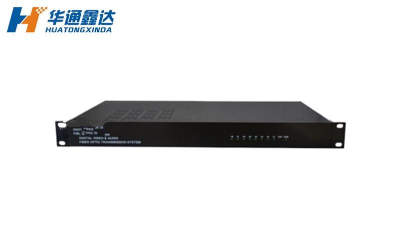 4路HDMI高清光端机1U机架式
