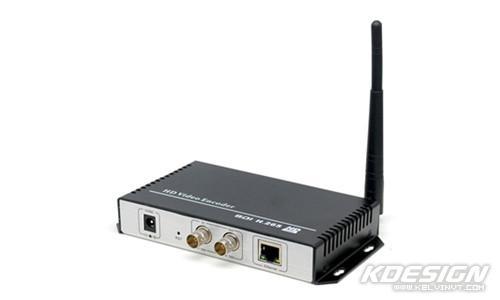 武汉H.265 SDI无线高清编码器
