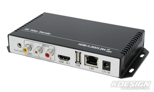 武汉HDMI+CVBS 音视频解码器