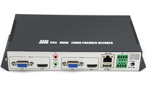 武汉HDMI+VGA低延时编码器