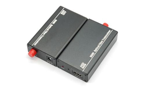武汉HDMI单模一芯光纤延长器