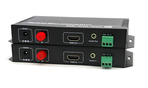 武汉HDMI单芯光端机