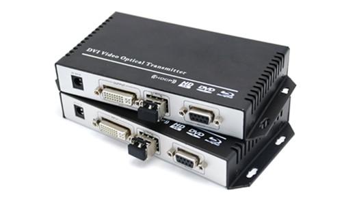 武汉DVI 4K超高清光端机(无损型)