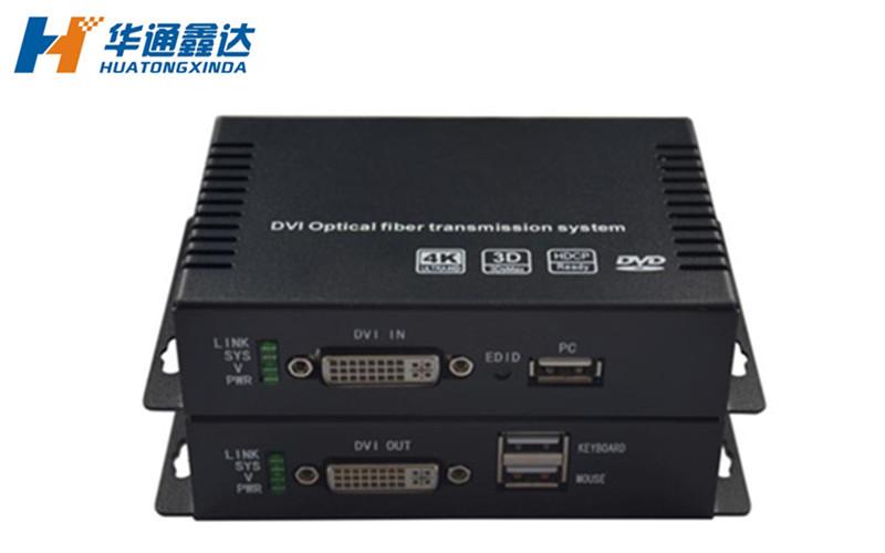 武汉4K DVI KVM高清光端机