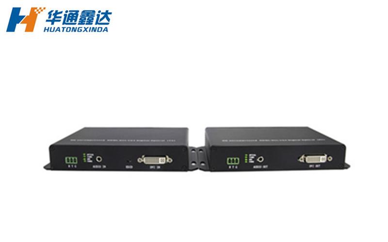 武汉DVI KVM光端机