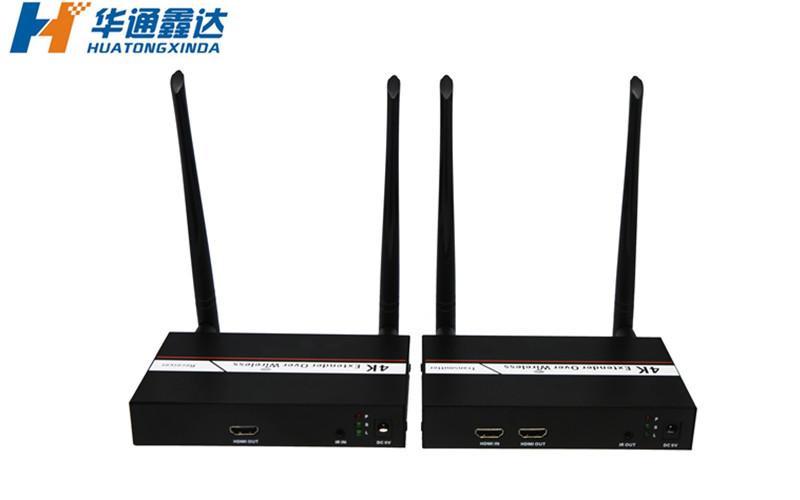 武汉200米4K高清HDMI无线延长器