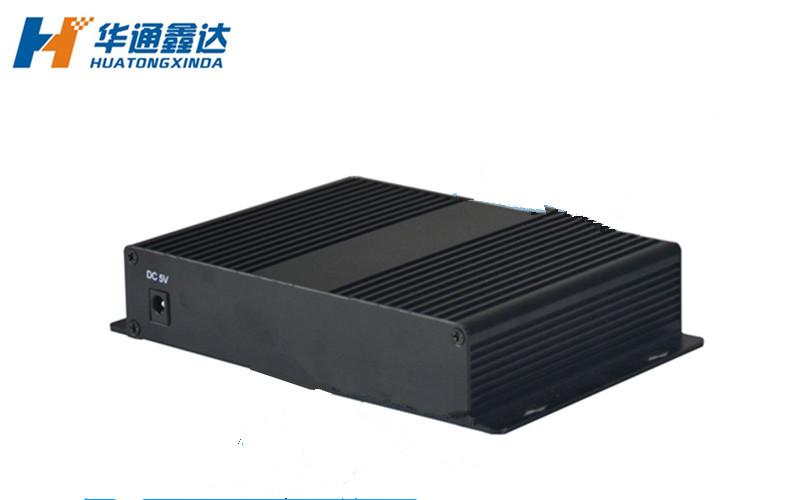 武汉1路HDSDI多业务光端机