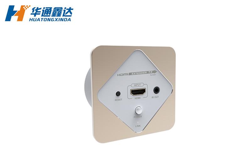 武汉HDMI网线延长器面板