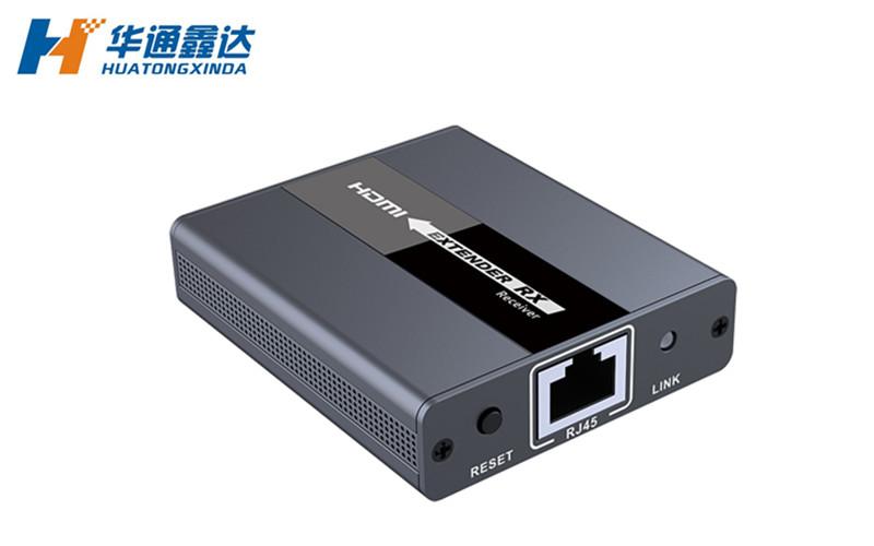 武汉HDMI实时CAT5/5E/6类网线延长器