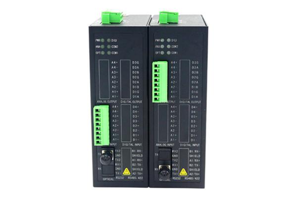 多通道电压模拟量光纤转换器