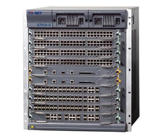 S7500E增强型大容量万兆骨干核心路由交换机