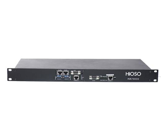 1U机架式OLT HA7002C