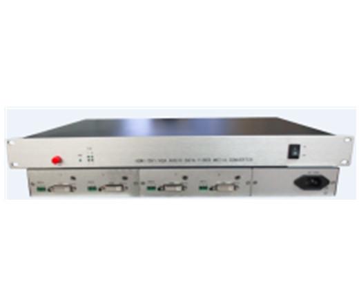 4路混合视频光端机HTXD5004