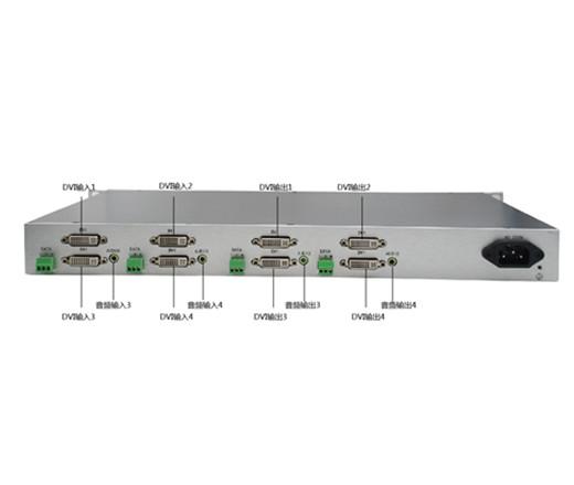 8路混合视频光端机HTXD5008