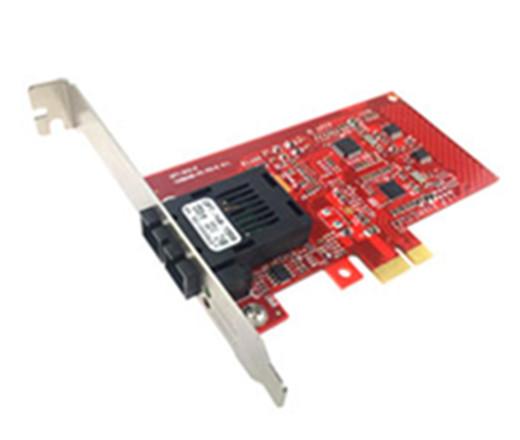 百兆PCI-E光纤网卡 OPT-911