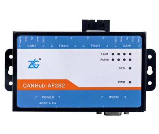 CAN光纤转换器集线器