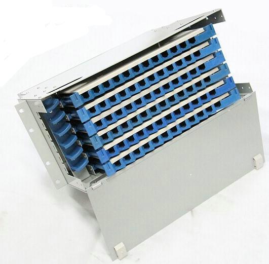 武汉72芯ODF光纤配线架