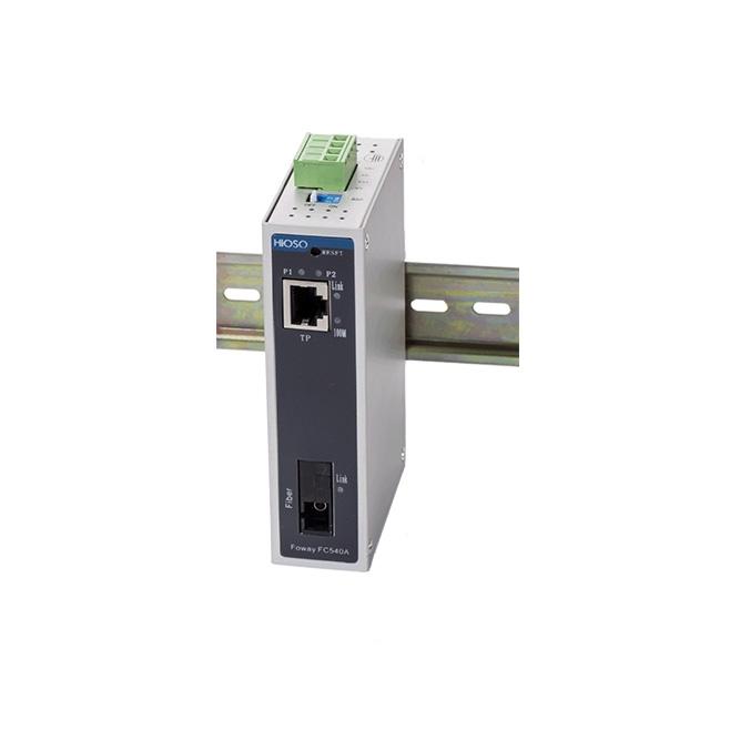 武汉FowayFC540A一光一电百兆光纤收发器
