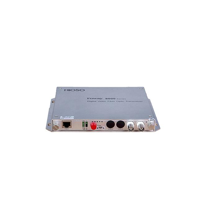 武汉Foway8002 2路正向视频光端机