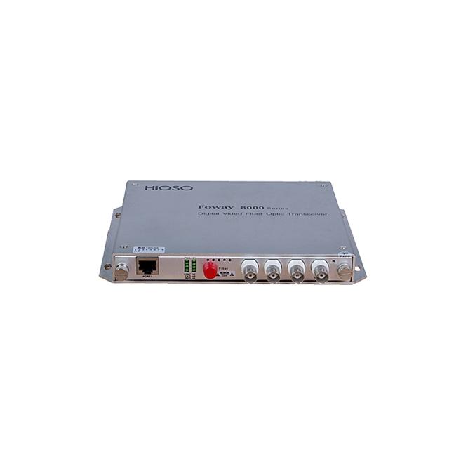 武汉Foway8004 4路正向视频光端机