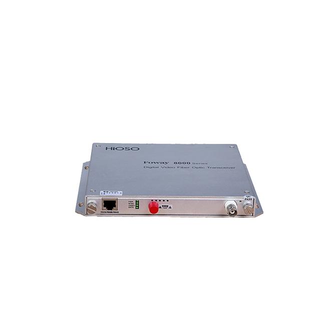 武汉Foway8001 1路正向视频光端机