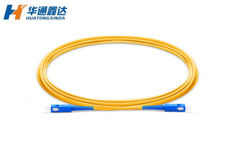 武汉光纤跳线 SC/UPC-SC/UPC光纤尾纤