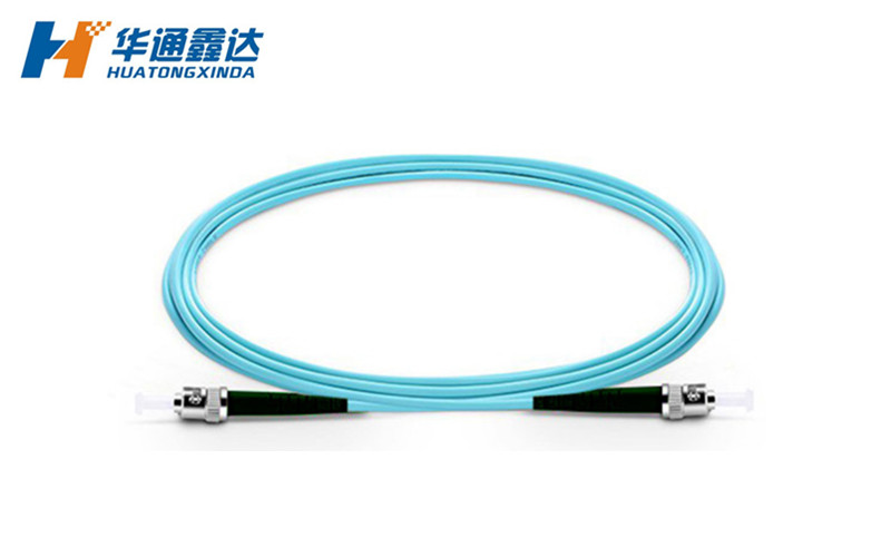 武汉万兆单工多模 OM3 OM4 光纤跳线