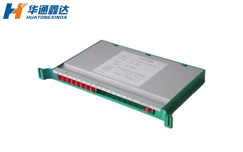 武汉托盘式1分8 FC-APC 光分路器