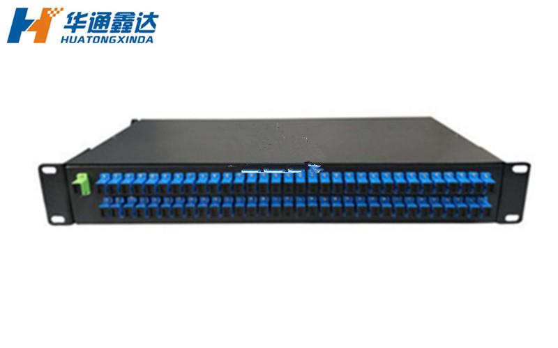 武汉机架式1分32 SC-APC 光分路器