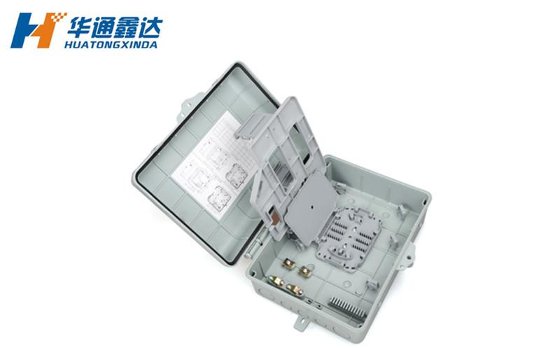 武汉SMC室外32芯光缆分纤箱