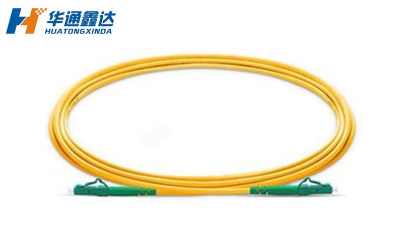 武汉LC/APC-LC/APC-SM-DX-3.0 9/125 单模 广电网络 光纤跳线