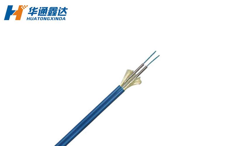 武汉双芯室内铠装光缆